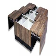 Arcade Special Walnut Center Table (PU)